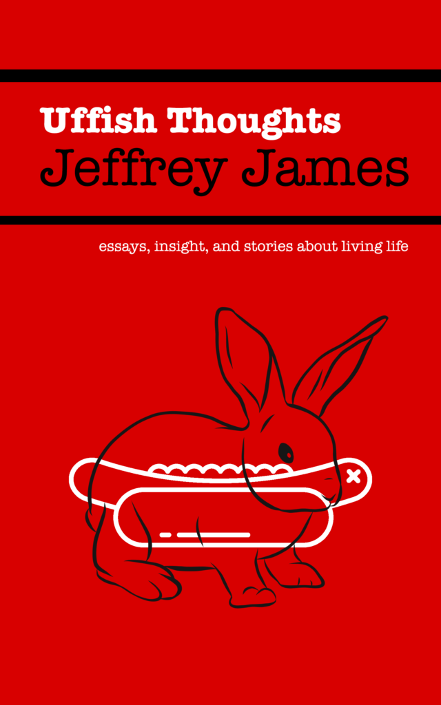 uffish thoughts by jeffrey james cover