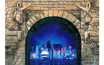 In With The Old: Snow Crash by Neal Stephenson