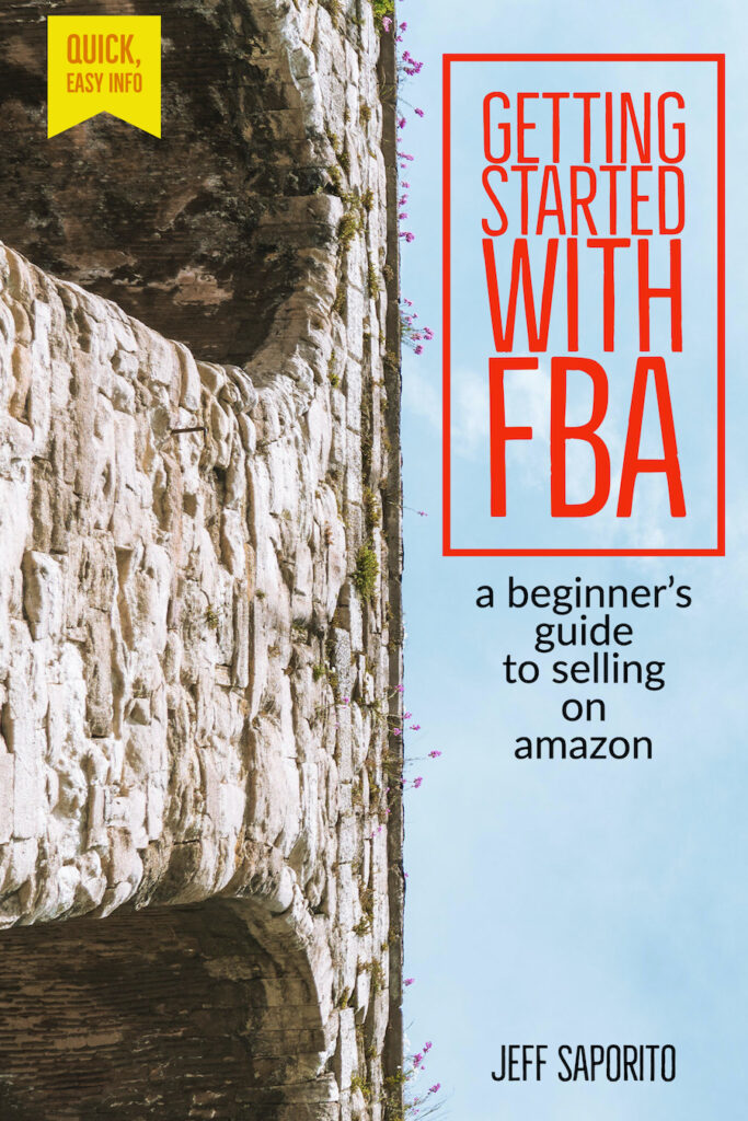 getting started with fba jeff saporito